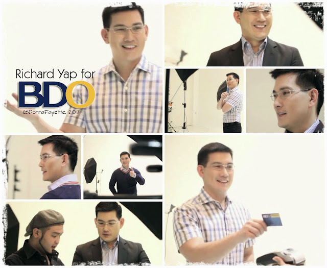 richard yap for Banco De Oro