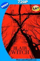La Bruja De Blair (2016) Latino HD 720p - 2016