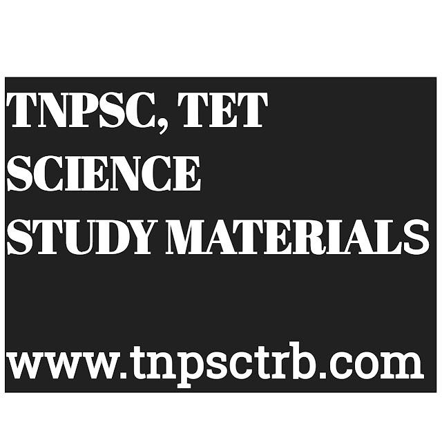 Tnpsc-Tet study materials - ஆறாம் வகுப்பு அறிவியல் -உயிரினங்களின் பல்வகை தன்மை