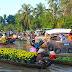 """Top 4 """"Chợ Hoa"""" Tết Miền Tây Thu hút Du Khách Nhất"""