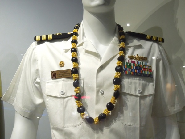 Commander Hopper Battleship Naval costume