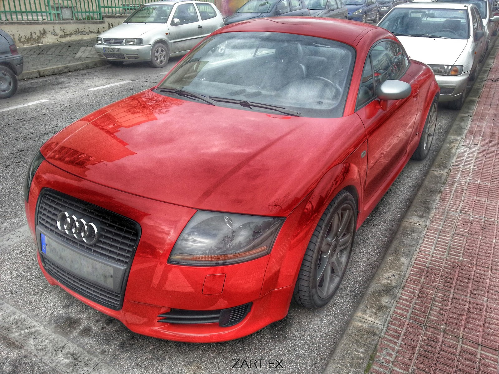 Audi lease - Audi lease deals - Red Audi