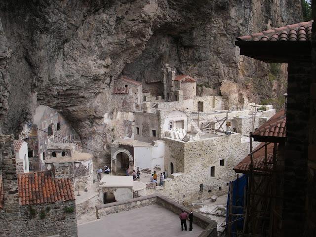 Κλειστό θα παραμείνει το Μοναστήρι της Παναγίας Σουμελά στον Πόντο