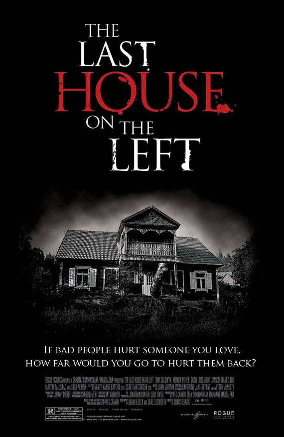 writing a horror genre poster
