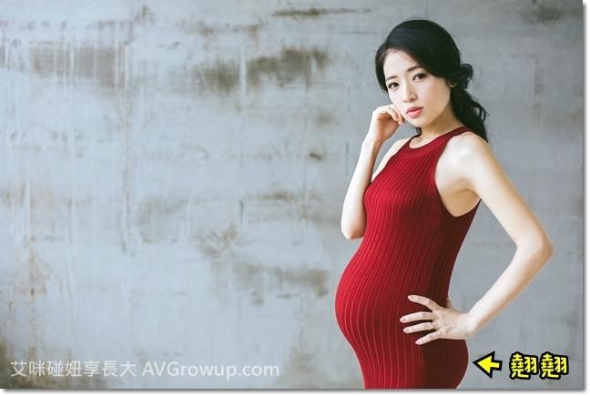 婚紗道具-孕婦寫真-假屁股內褲
