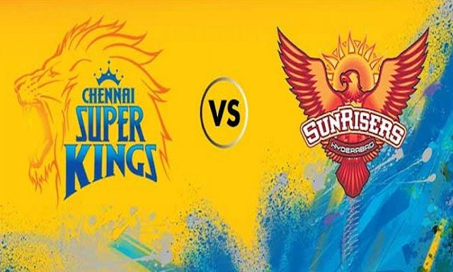 IPL 2018 Final : CSK vs SRH