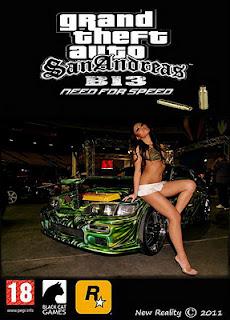 GTA San Andreas: B-13 NFS Free Download