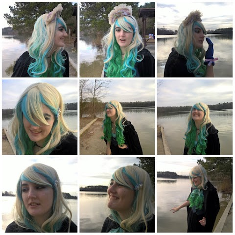 Winter Mermaid/Pirate Outtakes