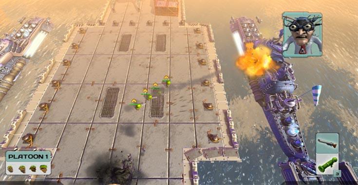 تحميل لعبة Cannon Fodder 3 برابط مباشر + تورنت