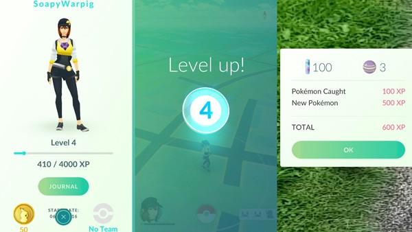 O sistema de experiência de Pokémon GO se mostra por completo nesta série de truques que pode utilizar para subir de level de seu treinador rapidamente.