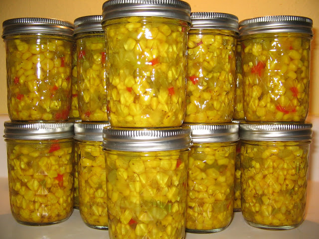 Preserving and Canning Pickles, Relish & Salsa at Miz Helen's Country Cottage