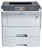 Lexmark MS610dte Driver Download