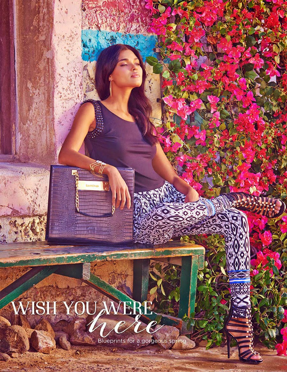 Concierge4fashion The Most Beautiful Girl In The World: Concierge4Fashion: Bebe Pre-Spring 2015