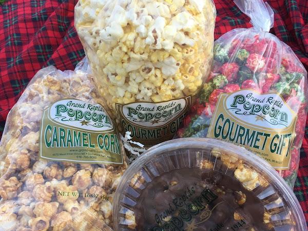 Popcorn Gift