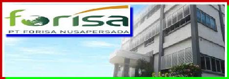 Lowongan Kerja Operator Produksi PT Forisa Nusapersada Indonesia Tangerang