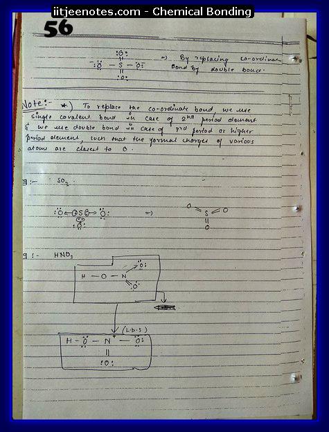 Chemical-Bonding Notes cbse8