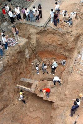 Αρχαία πόλη 2.000 χρόνων ανακαλύφθηκε στην Κίνα