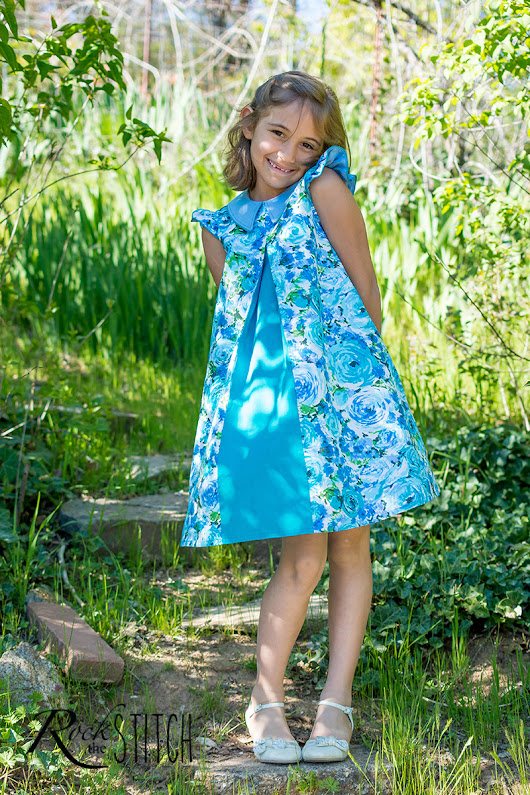 An Easter Eleena Dress