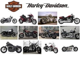 Bisnis, Harley Davidson, Motor Harley, Motor Harley Davidson, Motor Gede