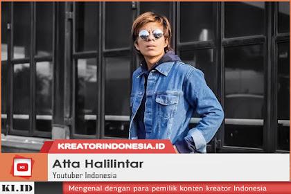 Profil Atta Halilintar: Youtuber Indonesia yang Sukses Mencapai 5 Juta Subscriber