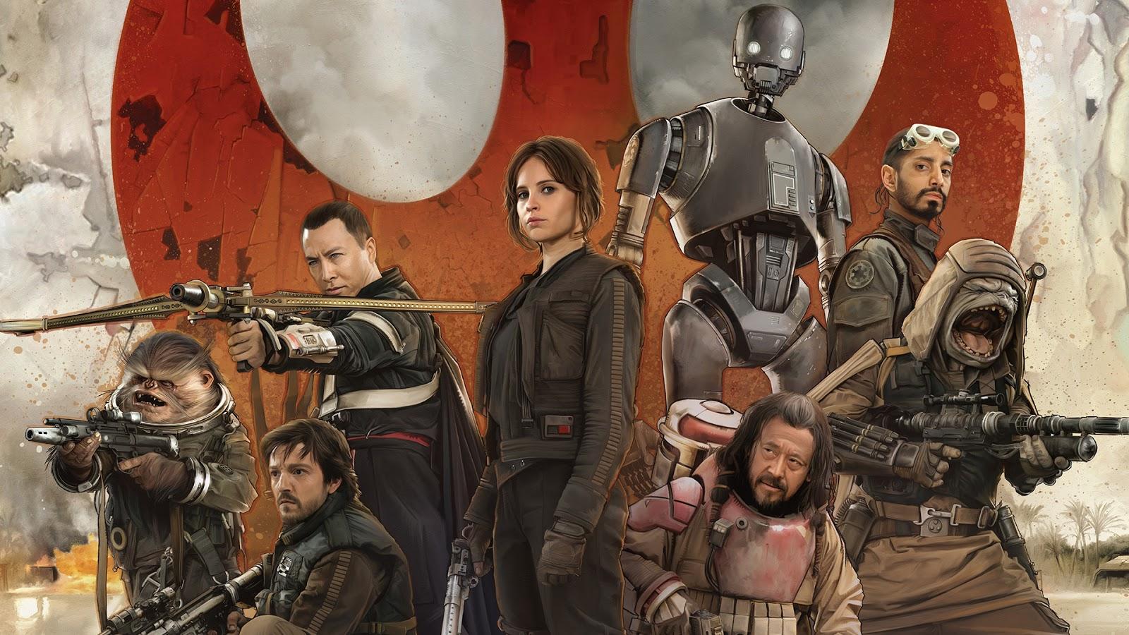 Rogue One wallpaper