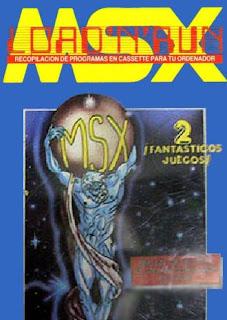 Load'N'Run MSX