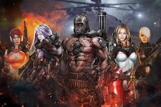 Dead Warfare : Zombie v1.2.168 Mod Apk 1