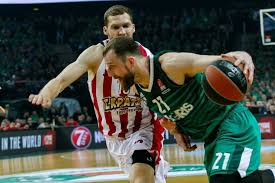 Euroleague Basketball: Watch Zalgiris vs Olympiacos live Stream Today 06/12/2018 online