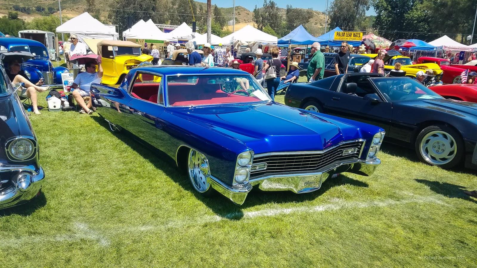 Blue Heron Blast: Fallbrook Vintage Car Show, Pala Mesa