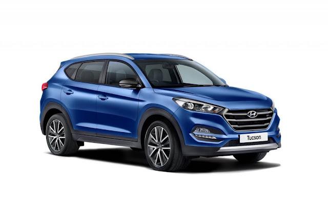 Hyundai, Hyundai i10, Hyundai i20, Hyundai i30, Hyundai Tucson, New Cars, UK