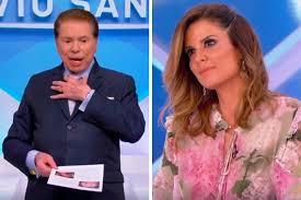 SEM LIMITES: Silvio Santos faz piada escrota com Mariana Kupfer por ser mãe e solteira