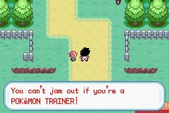 pokemon leaf yellow screenshot 3