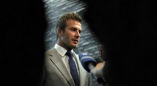 Beckham Belum Tahu Tugasnya Dampingi Capello