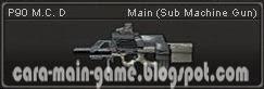 Senjata Point Blank P90 M. C. D