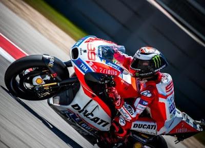 Capirossi Kritik Lorenzo, Ducati Butuh Pembalap Liar