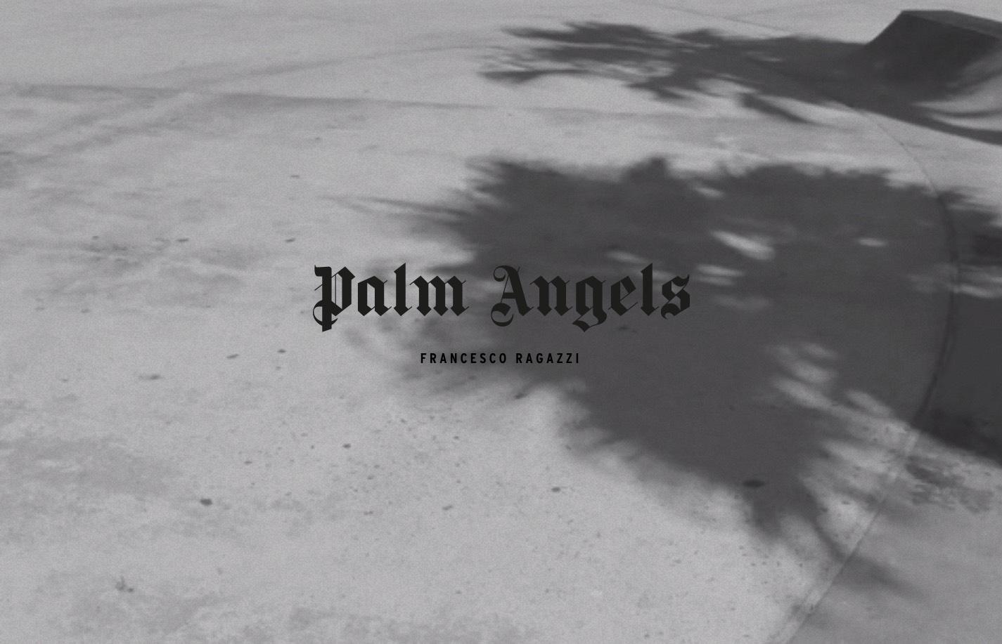 palm angels  Francesco Ragazzi book