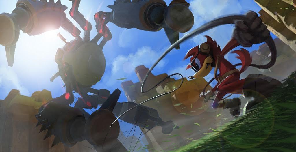 Sonic Forces comparte su pieza musical del nivel Park Avenue