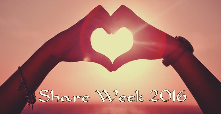 akcja share week, polecane blogi ksiazkowe