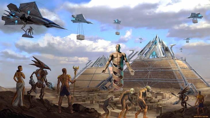 Açıklanamayanlar, Anunnaki, Anunnaki'ye göre dünya tarihi, Anunnakilerin ziyareti, din ve mitoloji, Dünyada geçmişte olanlar, mitoloji, Mitoloji mi gerçek mi?, sümer mitolojisi, Anunaki,