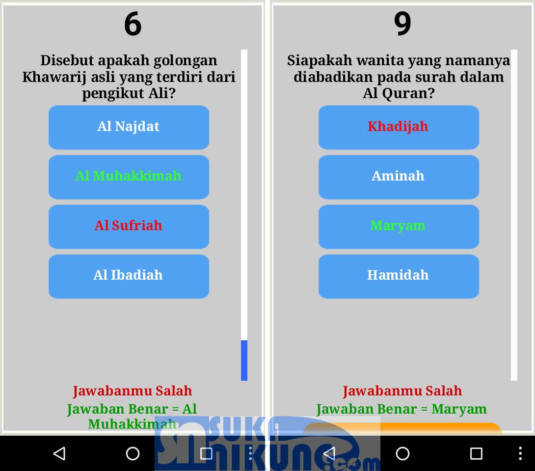 Bermain Dan Tambah Wawasan Tentang Agama Dengan Kuis Agama Islam - Tips trik Android, aplikasi, software grafis, disain, Islami dan segala sesuatu tentang Android