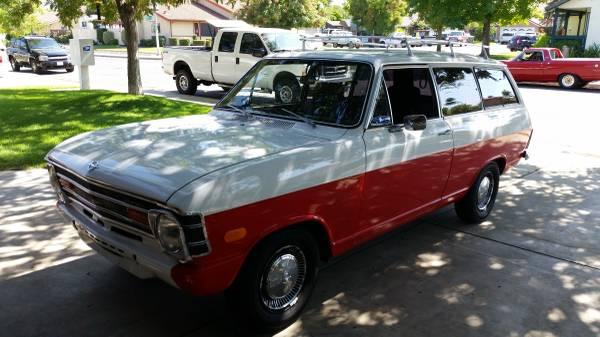Daily Turismo Classic Wagon 1971 Opel Kadett B Wagon