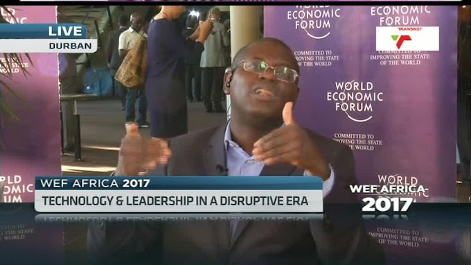 Role of technology in driving Africa's growth. |Watch|