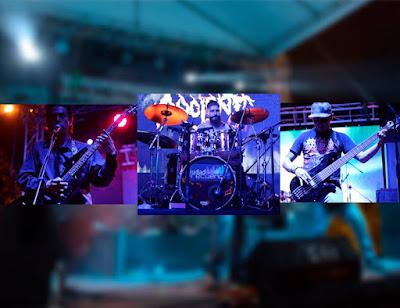 una De las bandas mas importantes del metal colombiano en la historia