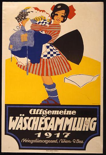 Vintage German Poster 74