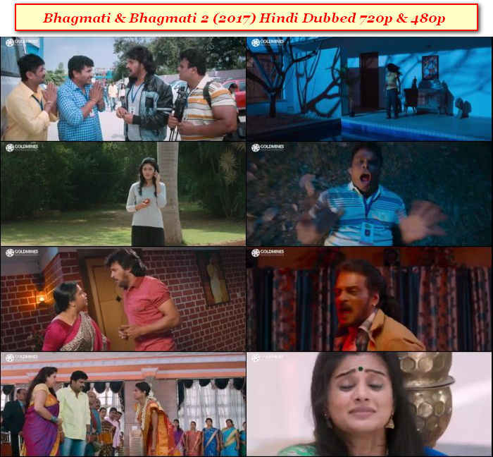 Bhagmati & Bhagmati 2 Hindi Dubbed Full Movie Download
