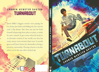 print cover for TURNABOUT