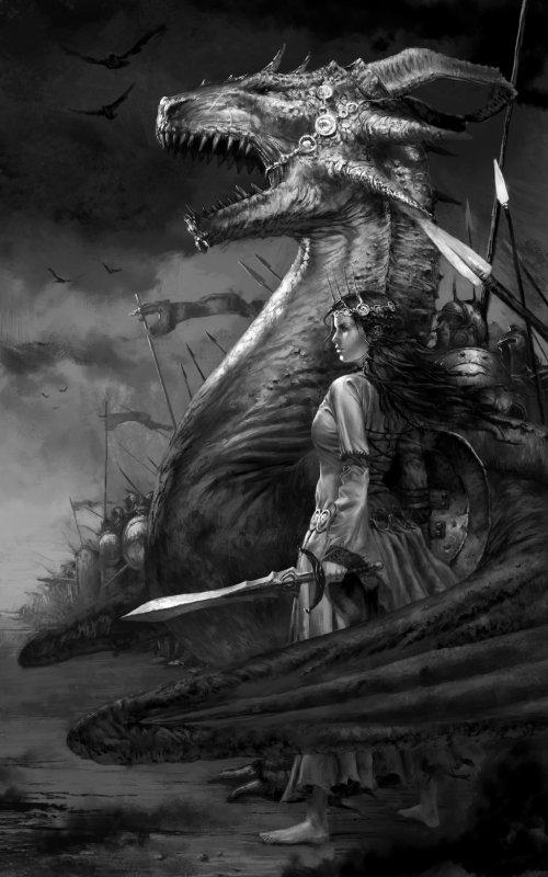 Filipe Pagliuso deviantart artstation ilustrações fantasia games