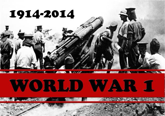 Negara-negara yang Terlibat Dalam Perang Dunia I