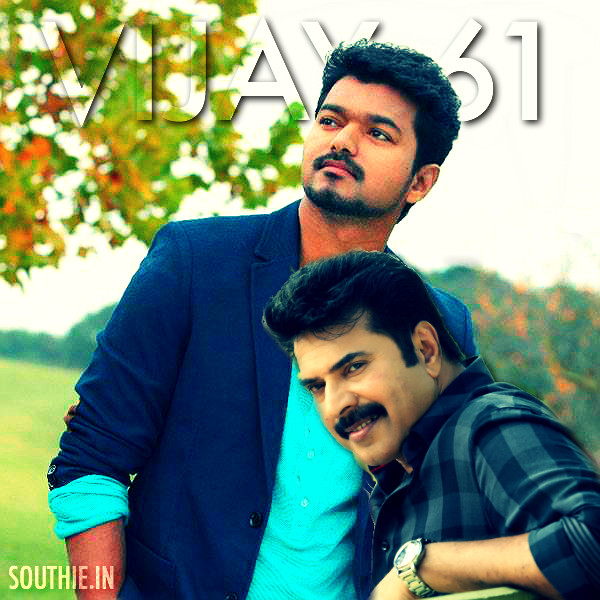 Vijay 61 Trends, updates, and latest news. Vijay 61 has Mammootty, Director to be Mohan Raja? Rumoured news, official confirmation needed. Southie.in, Southie, South Indian Entertainment