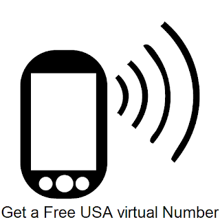 Virtual mobile number USA